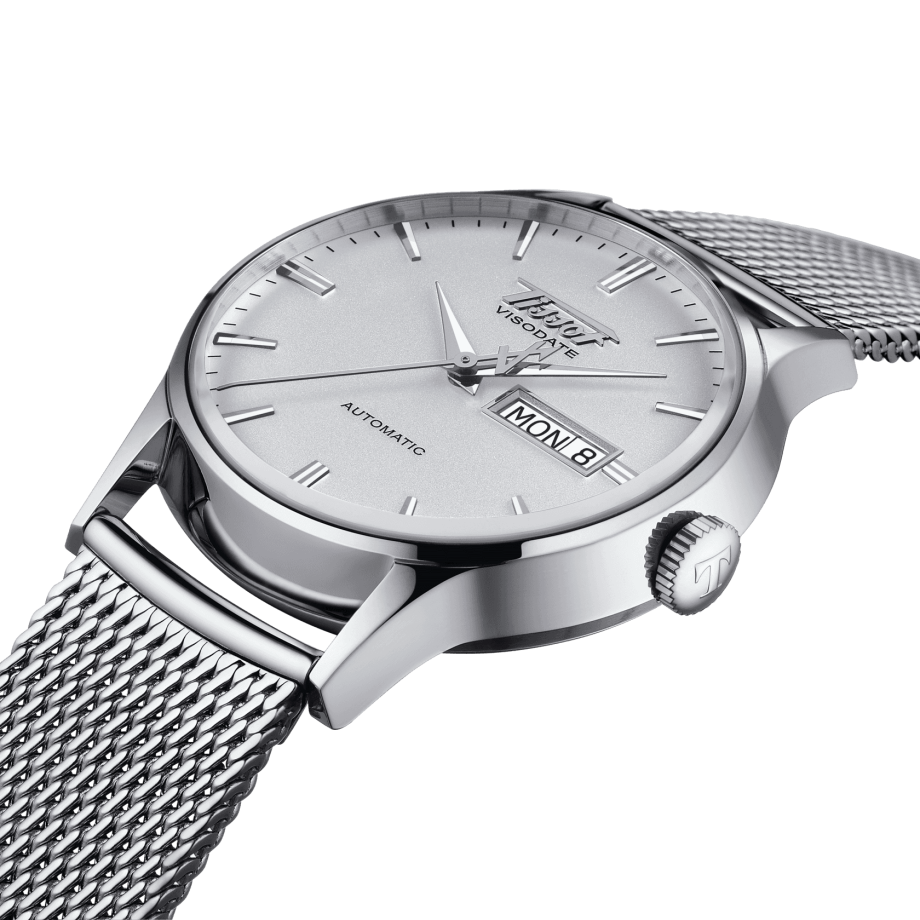 Tissot Heritage Visodate Automatic Alpine Dieppe 50th Anniversary Special Edition - View 2